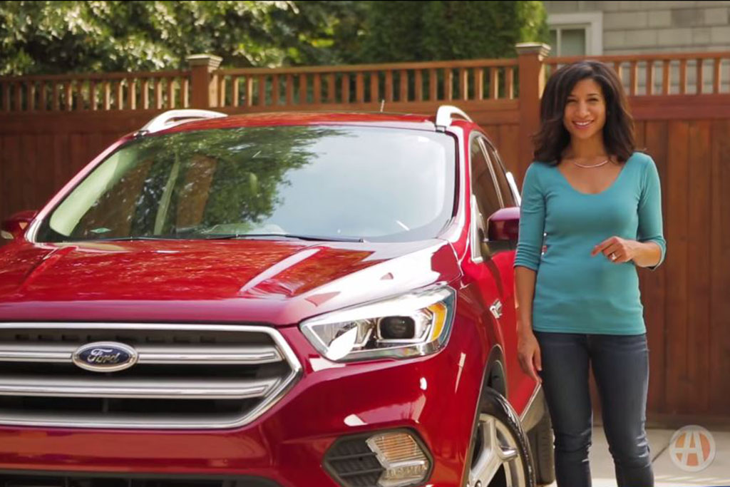 2017 Ford Escape: Real World Review - Video