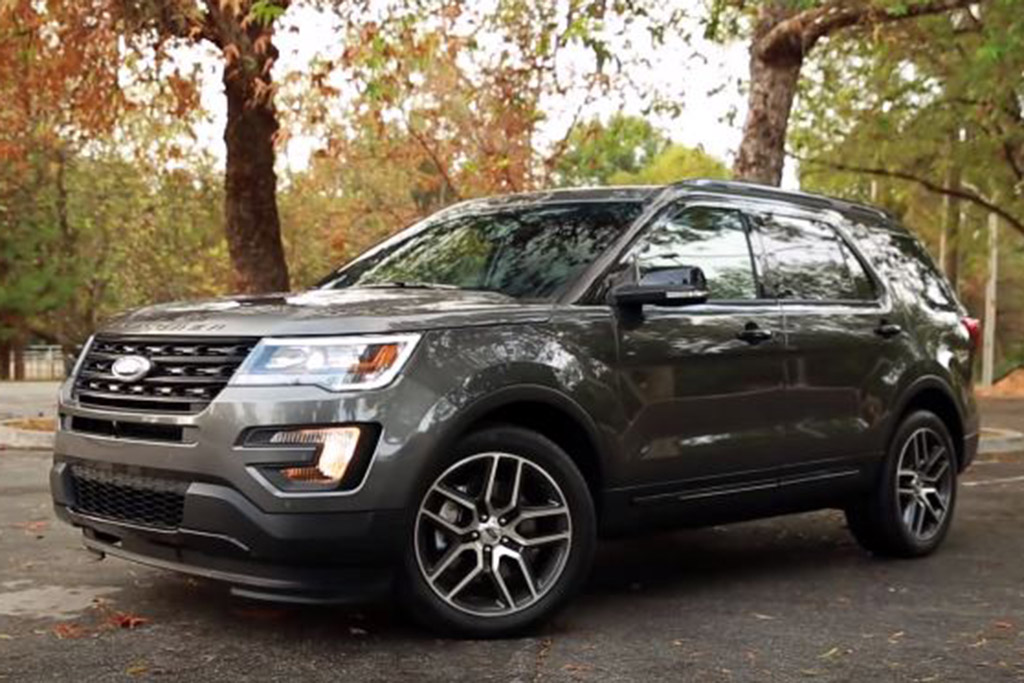 2016 Ford Explorer: 5 Reasons to Buy - Video