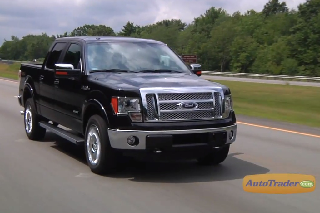 2012 Ford F-150: New Car Review Video