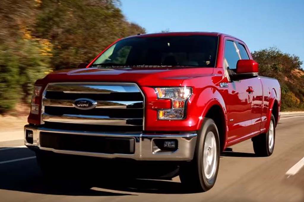 2016 Ford F-150: 5 Reasons to Buy - Video