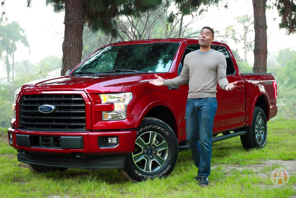 2017 Ford F-150: 5 Reasons to Buy - Video