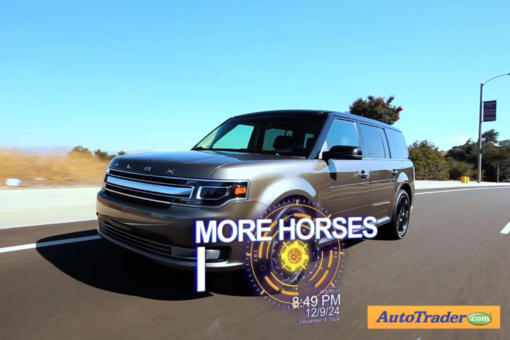 2013 Ford Flex: 5 Reasons To Buy - Video