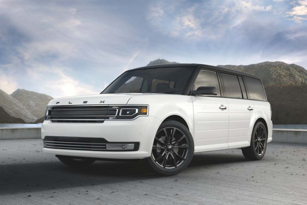 2016 Ford Flex: New Car Review