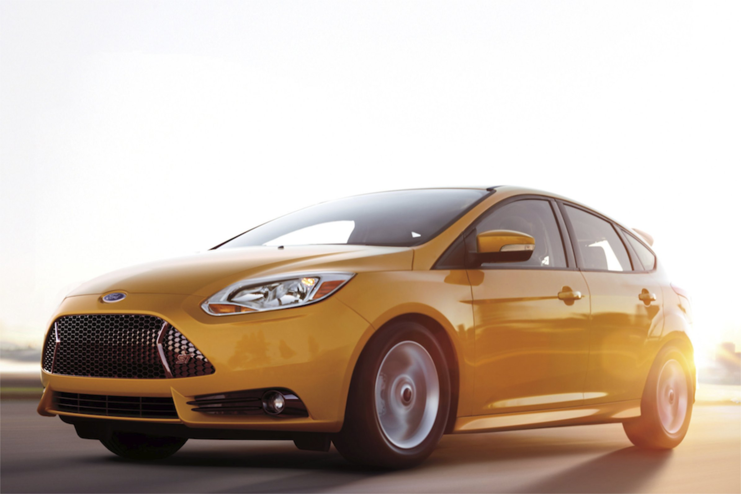 2013 Ford Focus ST: Real World Review