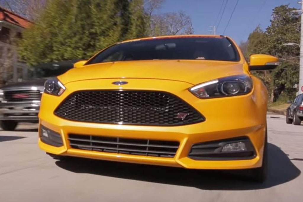 Ford Focus ST: Real World Review - Video