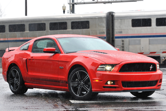 2013 Ford Mustang: First Drive featured image large thumb0