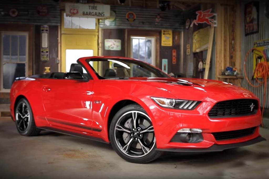 2016 Ford Mustang: Real World Review - Video