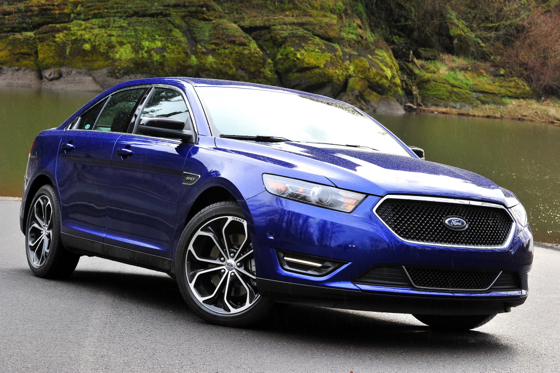 2013 Ford Taurus: First Drive