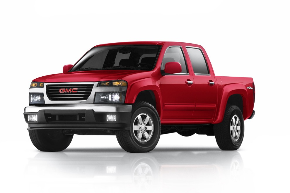 2012 GMC Canyon: New Car Review