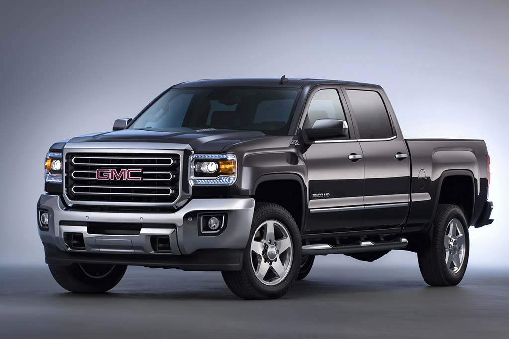 2016 GMC Sierra HD Work Truck: Overview