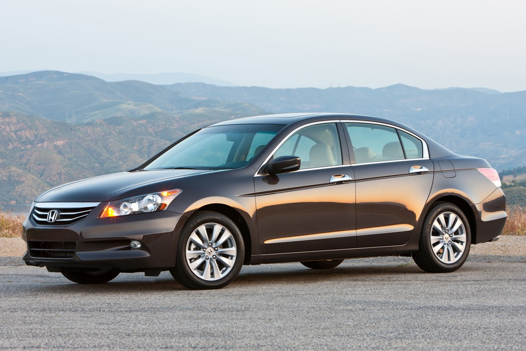 2012 Honda Accord: New Car Review
