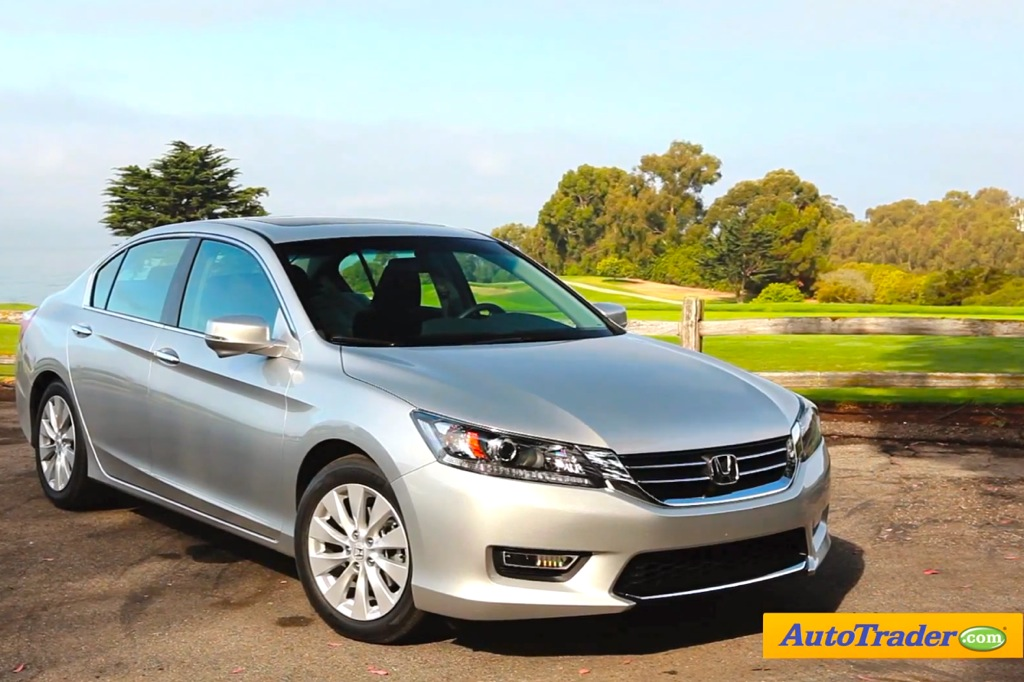 2013 Honda Accord: First Drive - Video