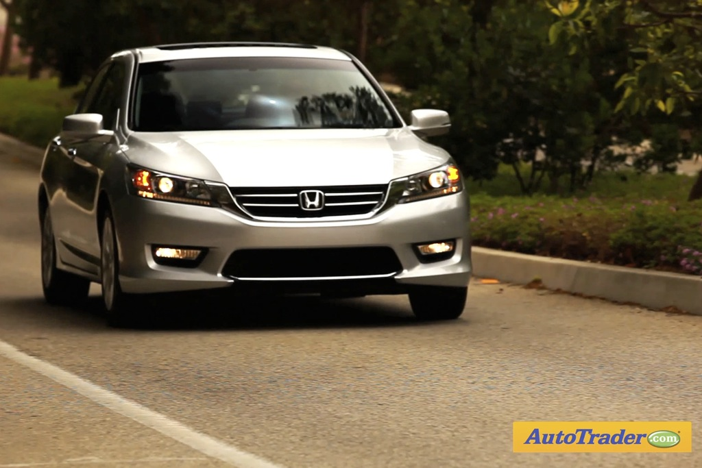 2013 Honda Accord: 5 Reasons to Buy - Video