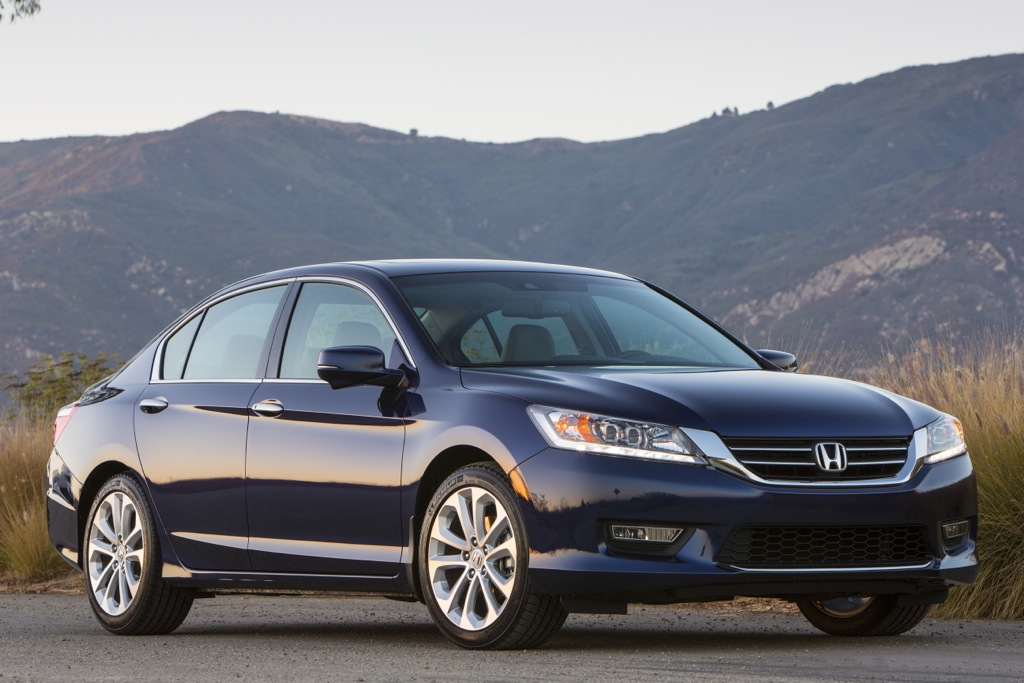 2013 Honda Accord Touring: Real World Review