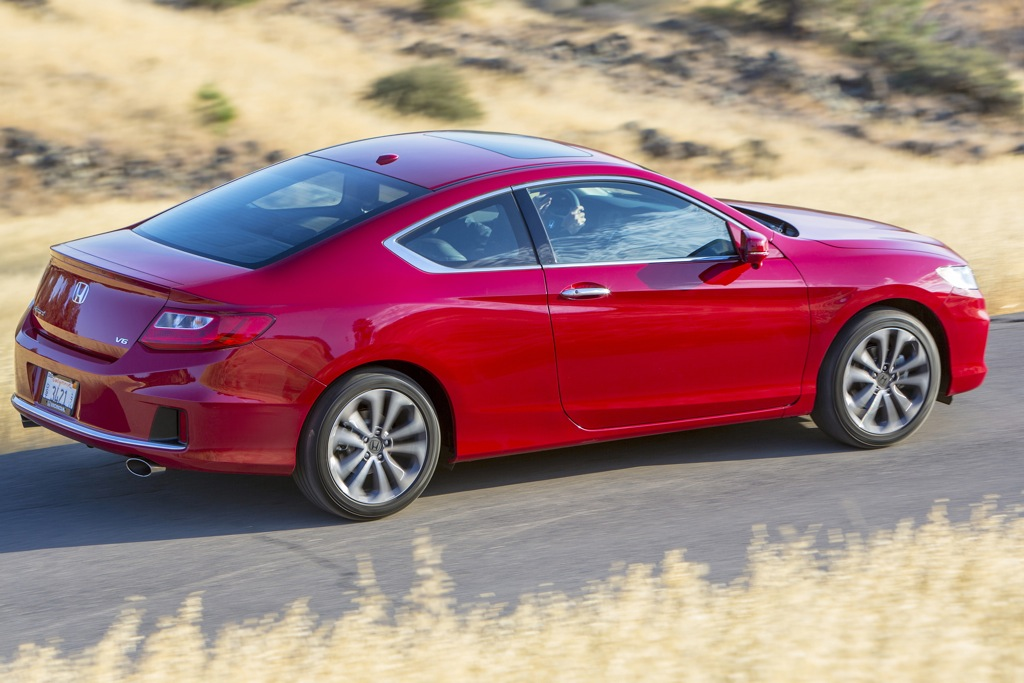 2013 Honda Accord Coupe: Real-World Review