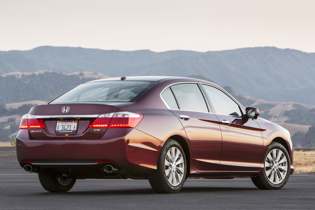 2013 Honda Accord: Living Up to the Hype