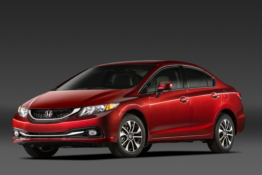 2013 Honda Civic: Real World Review