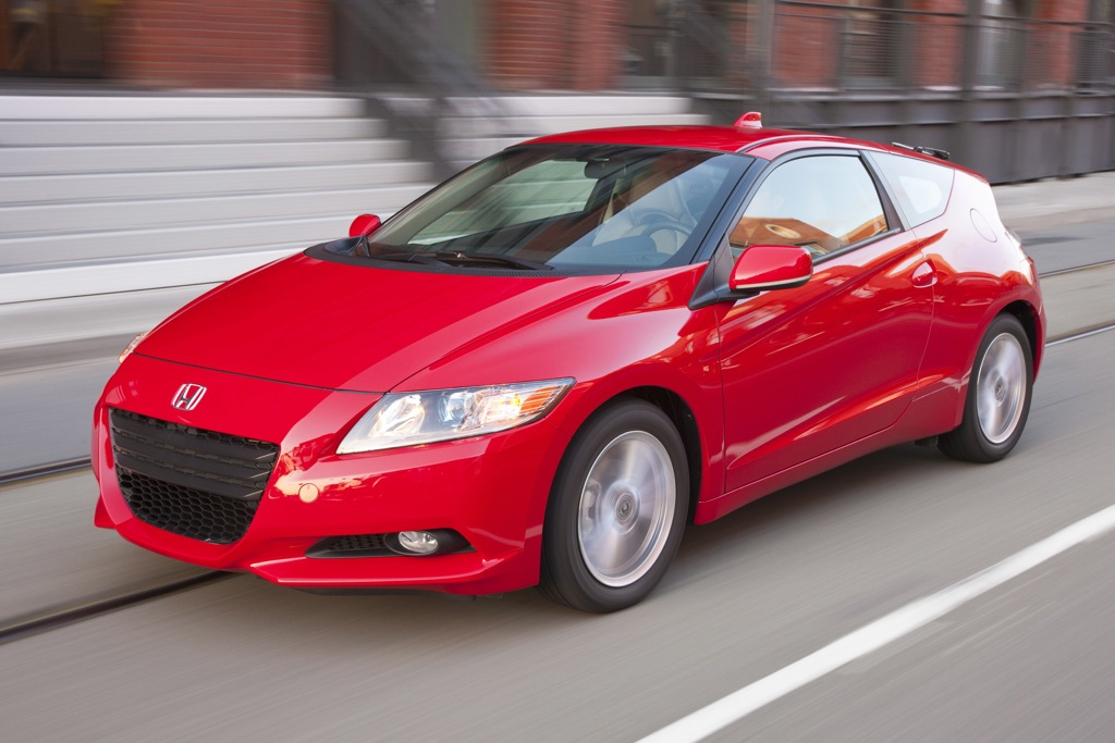 2012 Honda CR-Z: Real World Test