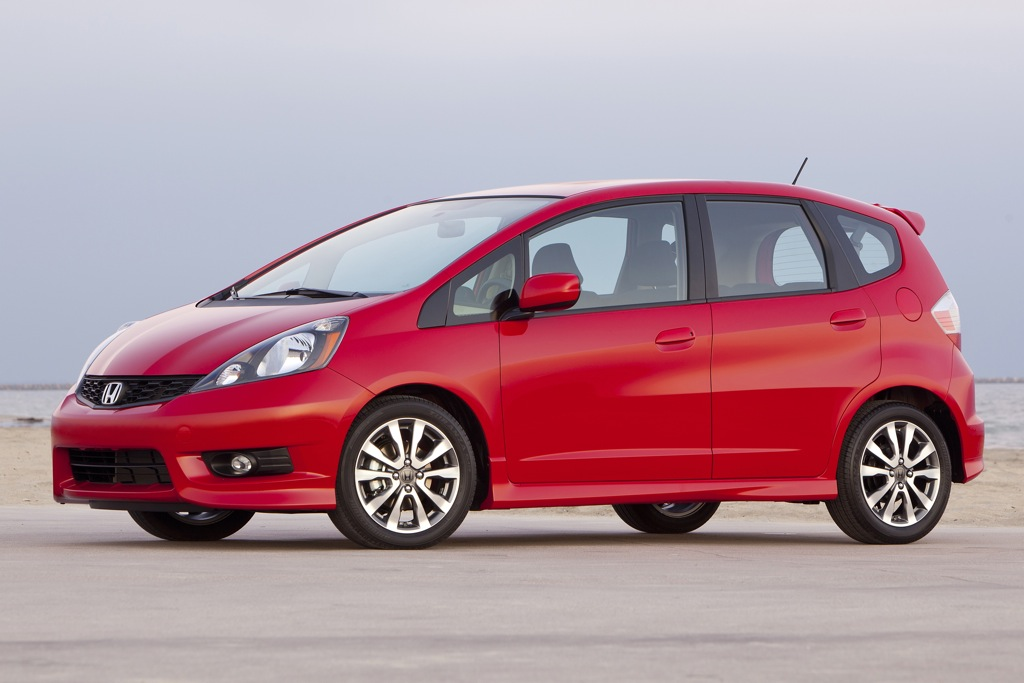 2012 Honda Fit: New Car Review