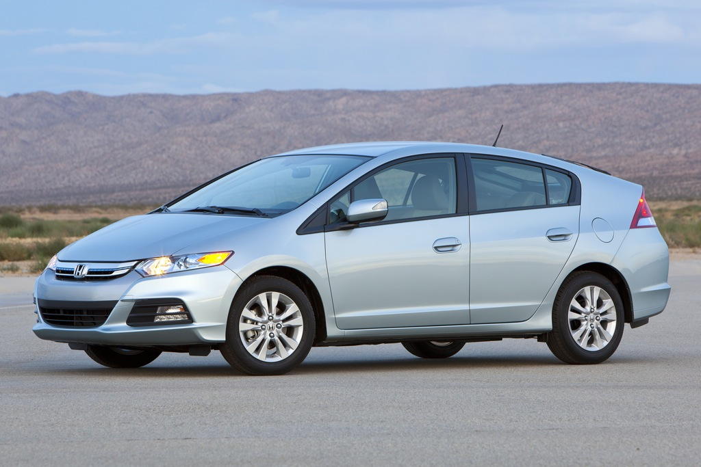 2012 Honda Insight: New Car Review