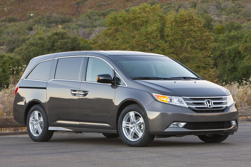 2012 Honda Odyssey: New Car Review