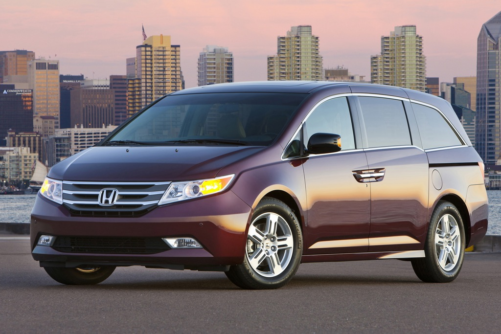 2013 Honda Odyssey: Real-World Review