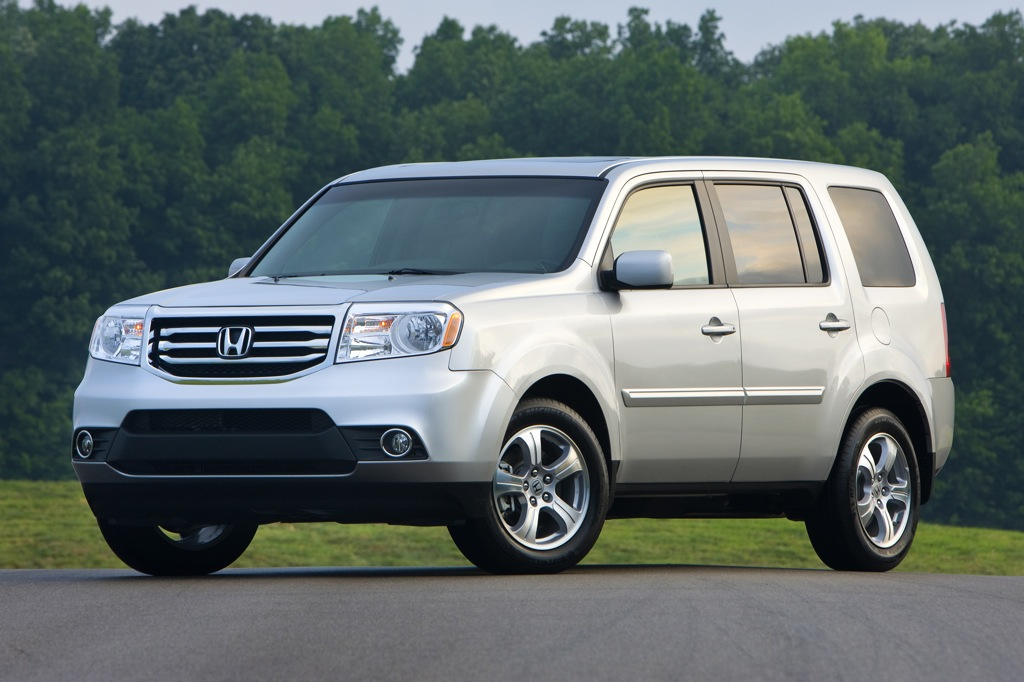 2012 Honda Pilot: New Car Review