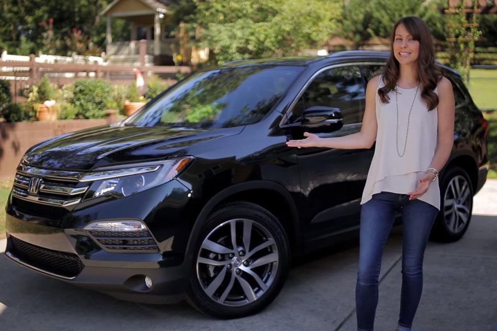 2016 Honda Pilot: Real World Review - Video