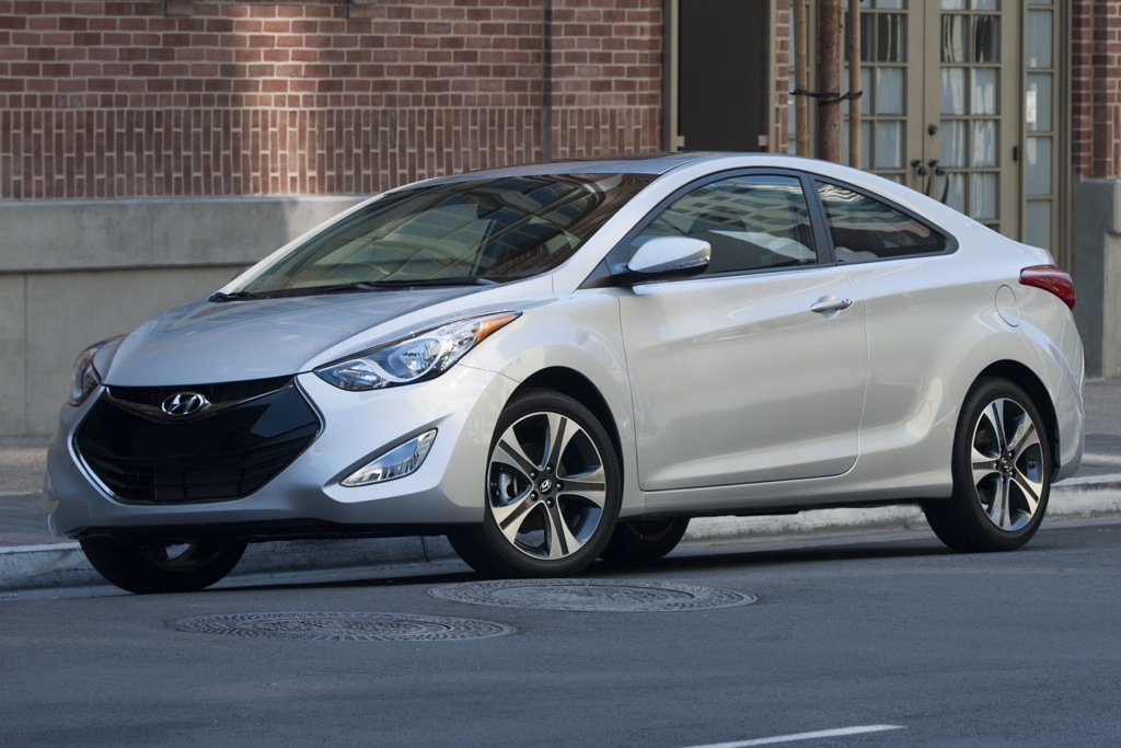 2013 Hyundai Elantra Coupe: First Drive