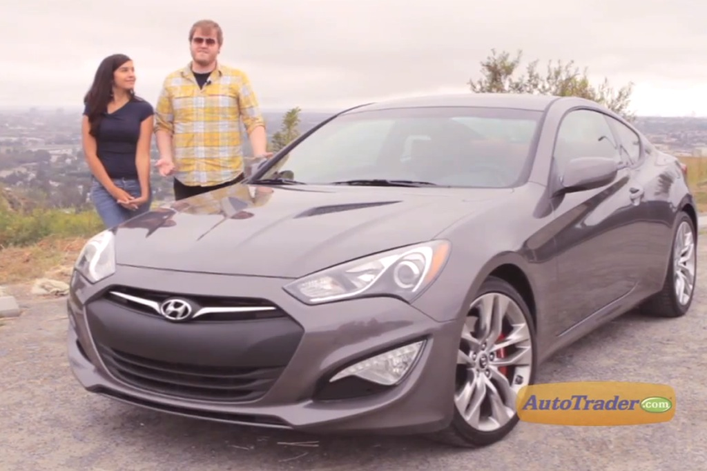 2013 Hyundai Genesis Coupe: New Car Review - Video