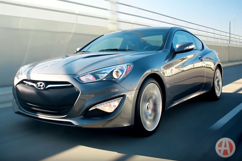 2016 Hyundai Genesis Coupe: 5 Reasons to Buy - Video