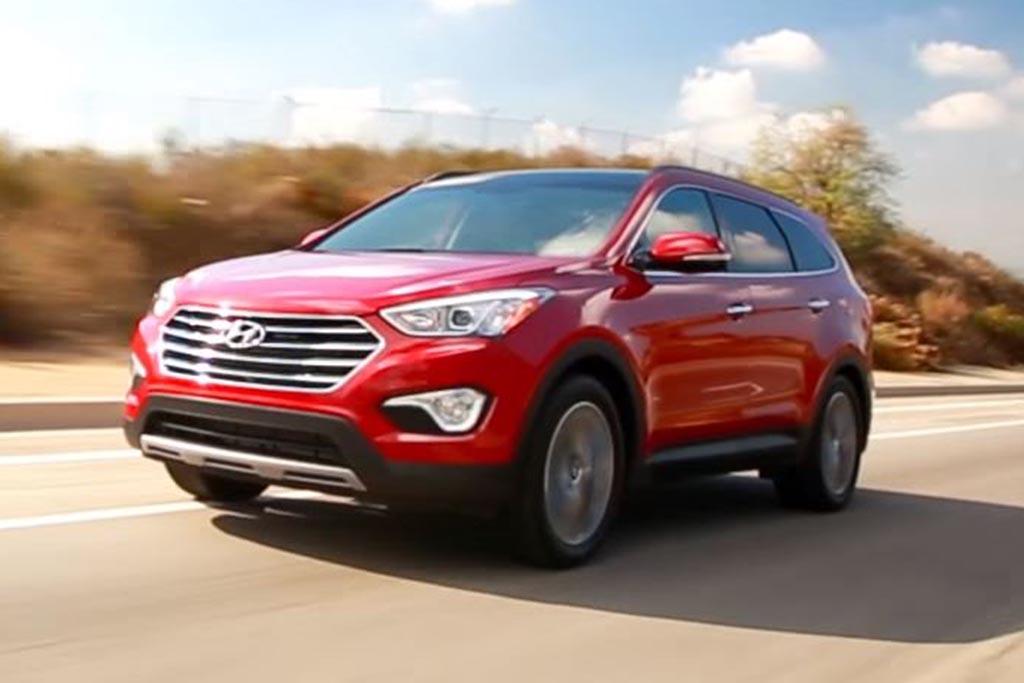 2015 Hyundai Santa Fe: 5 Reasons to Buy - Video