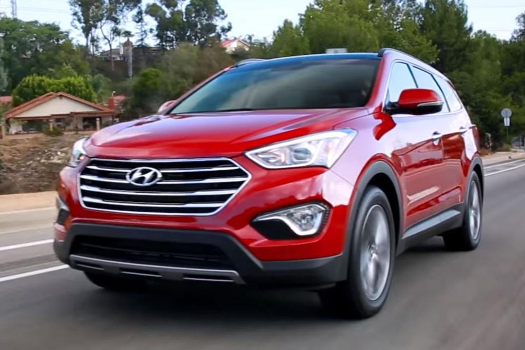 2016 Hyundai Santa Fe: 5 Reasons to Buy - Video