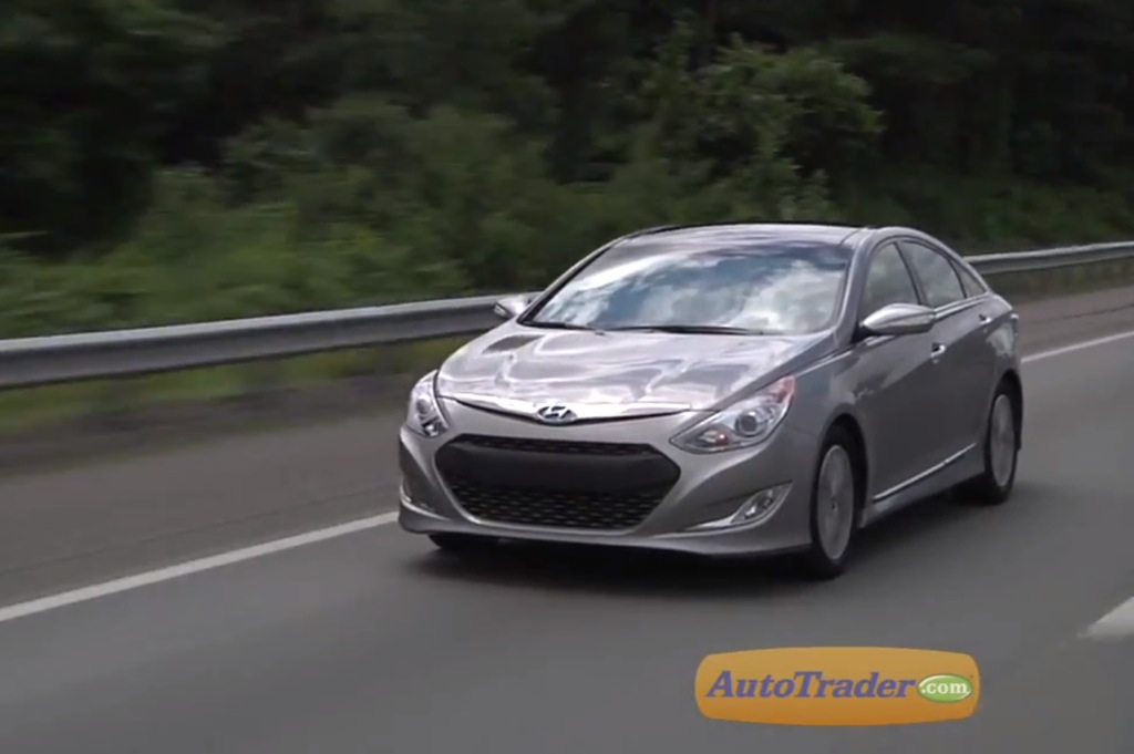 2012 Hyundai Sonata Hybrid: New Car Review Video