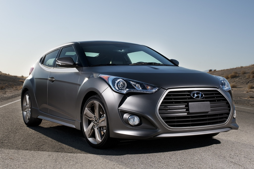 2013 Hyundai Veloster Turbo: New Car Review