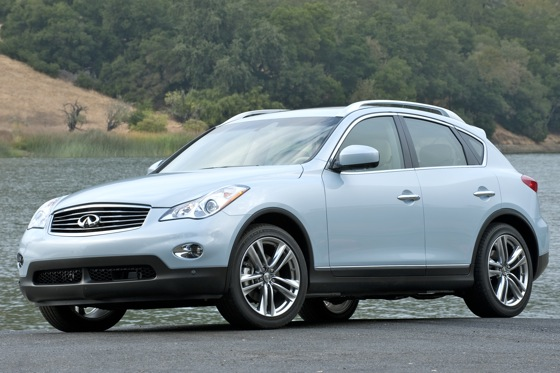 2012 Infiniti EX35: Real-World Test featured image large thumb0