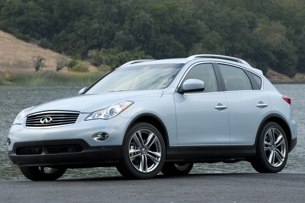 2012 Infiniti EX35: New Car Review