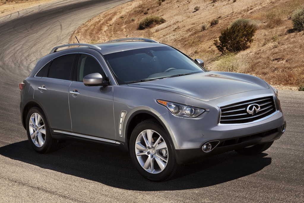 2012 Infiniti FX: New Car Review