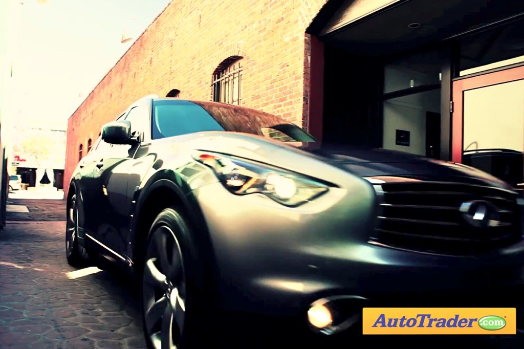 2012 Infiniti FX50S: 5 Reasons to Buy - Video
