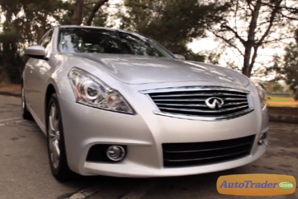 2013 Infiniti G37: New Car Review Video