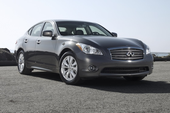 2012 Infiniti M: New Car Review