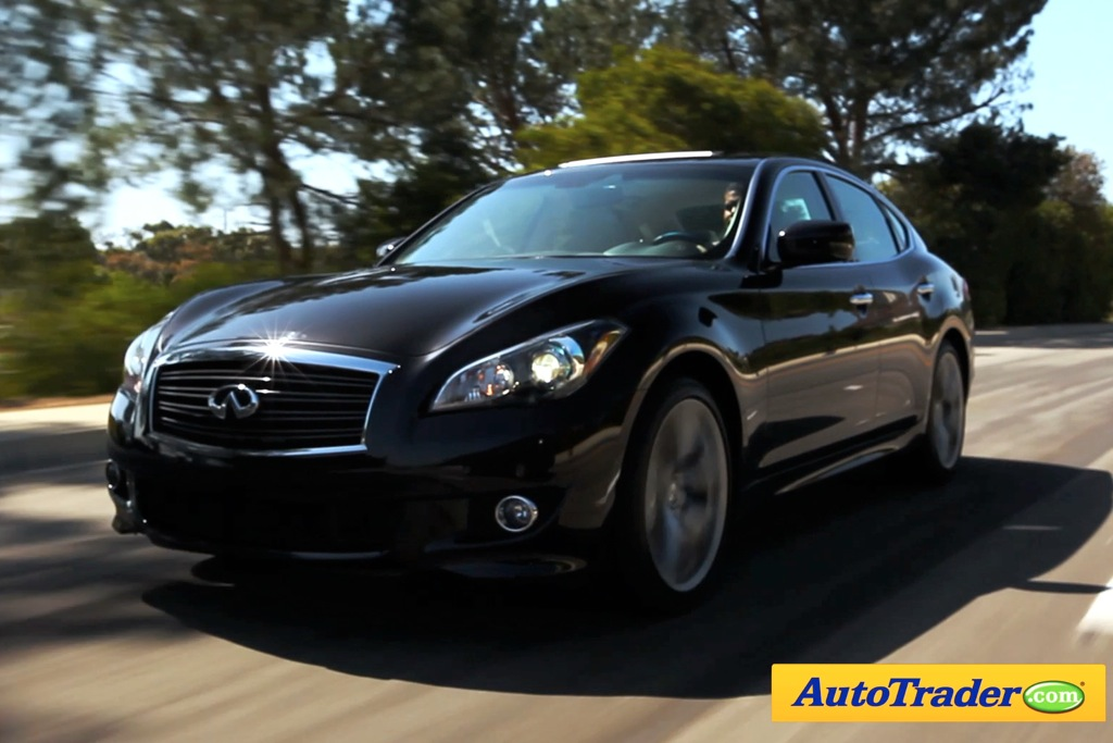 2012 Infiniti M37 Sport: 5 Reasons To Buy - Video