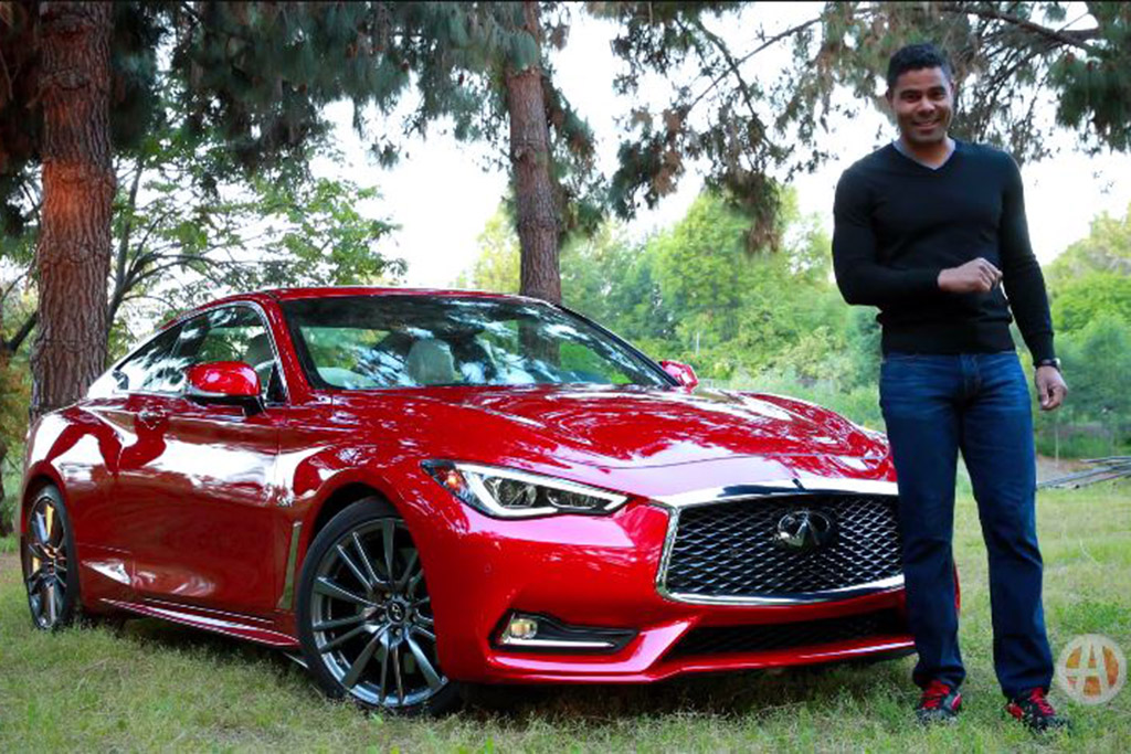 2017 Infiniti Q60: 5 Reasons to Buy - Video