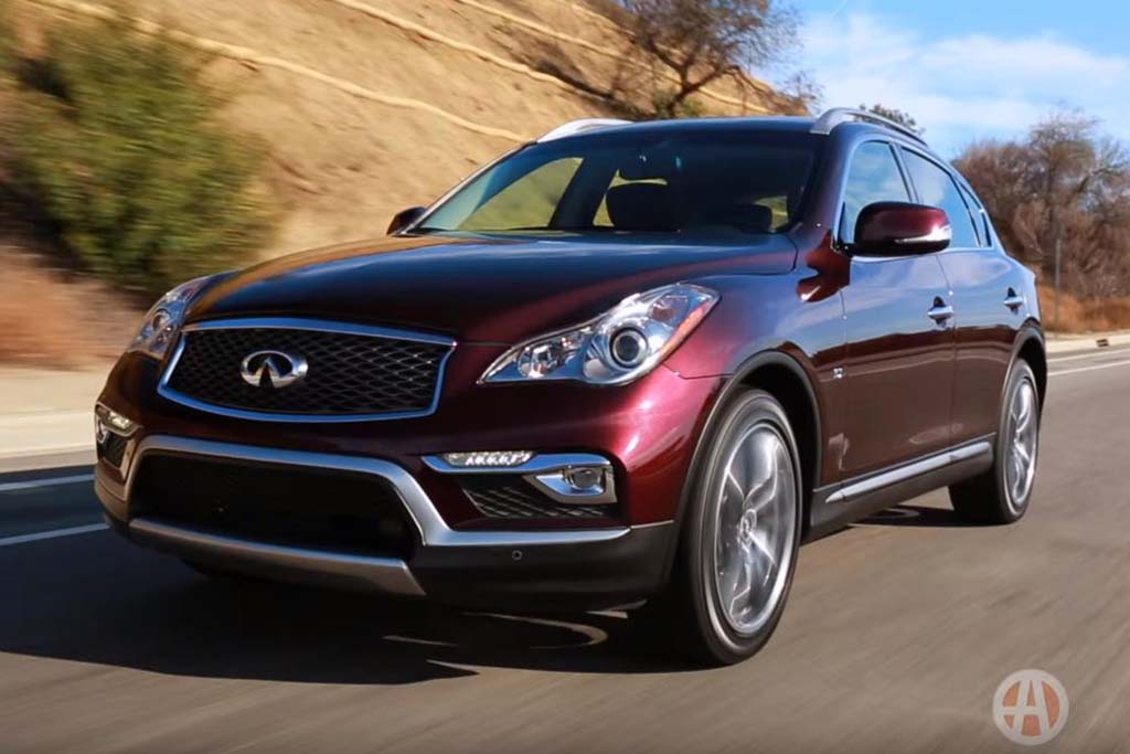 2016 Infiniti QX50: 5 Reasons to Buy - Video