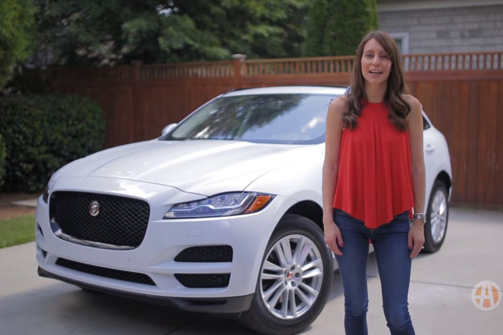 2017 Jaguar F-PACE: Real World Review - Video