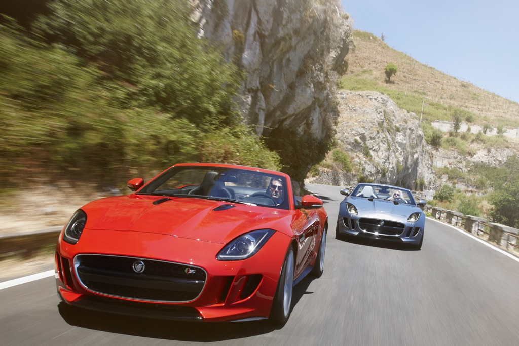 2014 Jaguar F-Type: First Drive Review