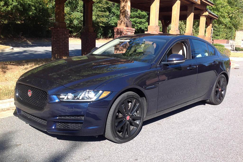 2017 Jaguar XE: Better Than the 3 Series? - Video
