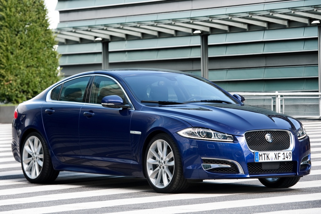 2012 Jaguar XF: New Car Review