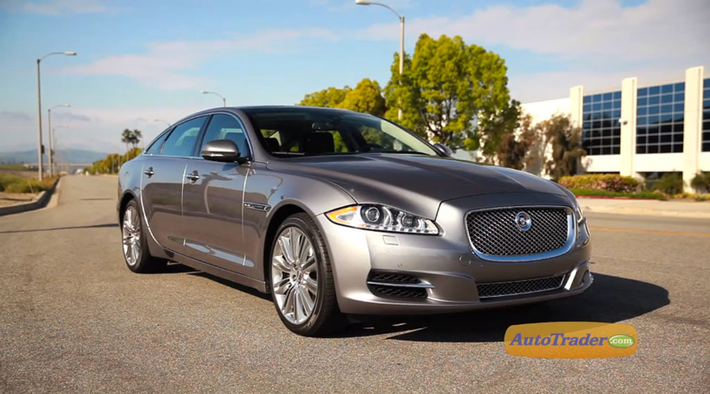 2013 Jaguar XJL Supercharged: 5 Reasons to Buy