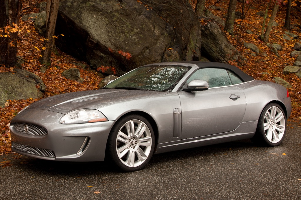 2012 Jaguar XK: New Car Review